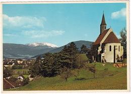 Peterskircherl Im Schwarzatal Mit Schneeberg -  (NÖ) - Schneeberggebiet
