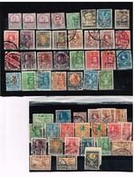 Lot Siam à Identifier - Stamps
