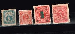 Lot Allemagne Poste Locale Stadtpost à Identifier - Stamps