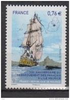 2015-N°4979**DEBARQUEMENT A L'ILE MAURICE - France