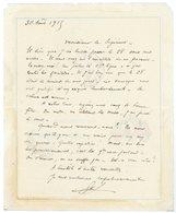 EXTRAORDINAIRE LETTRE D'UN POILU CLFM 1915 TXT => 1915 .../... Un Pioilu .../... J'ai Bien Cru Que Le 28 était Le Dernie - Marcophilie (Lettres)