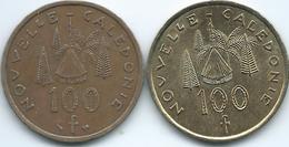 New Caledonia - 50 Francs - 1991 (KM13) & 2009 (KM13a) IEOM - Nieuw-Caledonië
