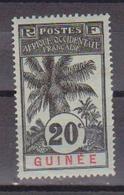 GUINEE   N°  YVERT  :   38   NEUF AVEC  CHARNIERES      ( Ch 1/01  ) - Unused Stamps