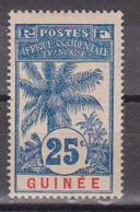 GUINEE   N°  YVERT  :   39   NEUF AVEC  CHARNIERES      ( Ch 1/01  ) - Unused Stamps