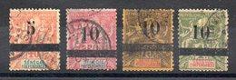 SENEGAL - YT N° 26 à 29 - Cote: 200,00 € - Senegal (1887-1944)
