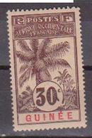 GUINEE   N°  YVERT  :   40   NEUF AVEC  CHARNIERES      ( Ch 1/01  ) - Unused Stamps
