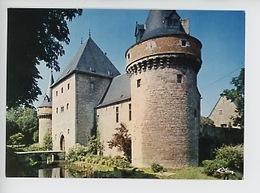 Belgique : Solre Sur Sambre - Château Féodal XIIè S. - La Tour De L'entrée (cp Vierge N°6550) - Erquelinnes