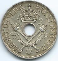 New Guinea - George VI - 1945 - 1 Shilling - KM8 - Colonie