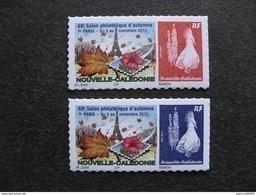 Nouvelle-Calédonie: TB Paire N° 1262 Et 1263 , Neufs XX . - Unused Stamps