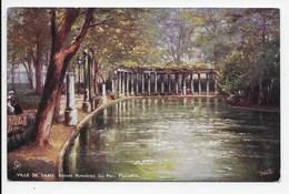 Ville De Paris - Ruines Romaines Du Parc Monceau - Tuck Oilette 7168 - France
