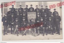 Au Plus Rapide Carte Photo Garde Républicaine Mobile Peloton N° 51 Médaille Décoration - Regiments