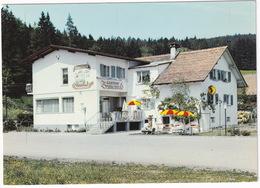 Göfis - Gasthof 'Brunnenwald' , (Besitzer: Familie Lampert) - (Vorarlberg) - Feldkirch