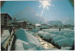 Lech 1450 M, Am Arlberg Gegen Ormeshorn, 2560 M   - (Vorarlberg) - Lech
