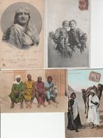 Selection 50 Cpa Afrique Du Nord. Circulée Non Cirulée - 5 - 99 Cartes
