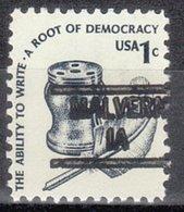 USA Precancel Vorausentwertung Preo, Locals Iowa, Malvern 841 - Vereinigte Staaten