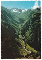 Silvretta-Hochalpenstraße, Zur Bieler Höhe, 2021 M, Montafon   - (Vorarlberg) - Bludenz