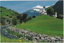 Gaschurn Im Montafon   - (Vorarlberg) - Bludenz