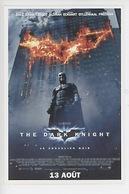 "Batman ""The Dark Knight"" Le Chevalier Noir - Cp Vierge - Affiches Sur Carte"
