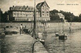 BARNEVILLE CARTERET - Hôtel De La Mer - Carteret