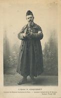 Abbé Paul Coquelet Aumonier 70 Eme Division Secteur Postal 128 Guerre 1914 Missions Diocésaines De Paris. Les 3 Croix - Croix-Rouge
