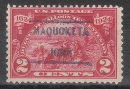 USA Precancel Vorausentwertung Preo, Locals Iowa, Maquoketa 461 - Vereinigte Staaten
