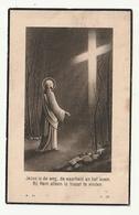 Doodsprentje Karel BELLEMANS Wed. Pauwels Geel 1862 - 1941 - Images Religieuses