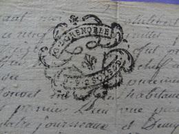 1786 Généralité De Grenoble (Isère) Papier Timbré N°232 De P.P. 2 Sols 4D - Seals Of Generality