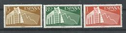 ESPAÑA EDIFIL 1196/98    MNH  ** - 1951-60 Nuevos & Fijasellos