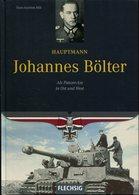 Hauptmann Johannes Bölter - Als Panzer-Ass In Ost Und West. Hans-Joachim Röll - Allemand