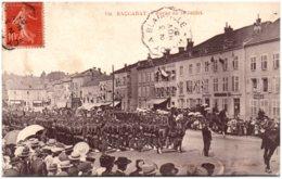 54 BACCARAT - Revue Du 14 Juillet - Baccarat