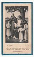 Doodsprentje Anna Rosalia LETEN Dochtertje Isidorus & Maria Dimphna Leysens Winkelomheide Geel 1936 - 1937 Kind - Images Religieuses