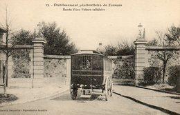 Fresnes -    établissement  Pénitentiaire  De  Fresnes. - Fresnes