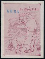 Etiquette De Vin // Aigle, Rouge La Tzalotte 1994 - Etiquettes