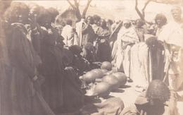 CPA Ethiopie - Addis Abeba - Carte Photo - 1927 - Ethiopia