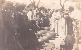 CPA Ethiopie - Addis Abeba - Carte Photo - 1927 - Etiopía