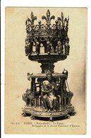 CPA - Carte Postale - FRANCE -Paris- Notre Dame Reliquaire De La Ste Couronne D'Epines-VM3585 - Notre Dame De Paris