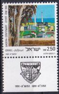 ISRAEL 1991 Mi-Nr. 1183 ** MNH - Ungebraucht (mit Tabs)
