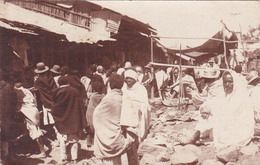 CPA Ethiopie - Addis Abeba - Le Marché - 1927 - Ethiopië
