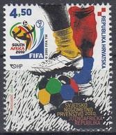 CROATIA 958,unused,football - Croatie