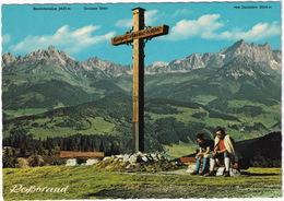 Gipfelkreuz Am Roßbrand, 1770 M. - Dachstein-Massiv , Radstadt - (Land Salzburg) - Radstadt
