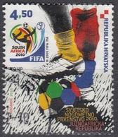 CROATIA 958,used,football - Croatie