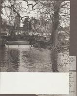 PHOTO  VINTAGE  ROLLEI    17,5 Cm  X  23,5  Cm  CHATEAU DE MONTRESOR  INDRE ET LOIR - 37 - - Lieux