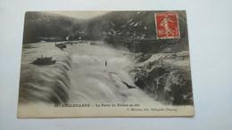 Carte Postale ( U4 ) Ancienne De Bellegarde , Porte Du Rhone En Ete - Bellegarde