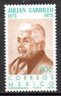 MEXIQUE. N°817 De 1975. Don Julian Carrillo. - Musique