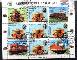 Hb De Paraguay Used - Trenes