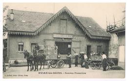 Evian - Source Première - Evian-les-Bains