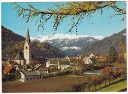 Obervellach An Der Tauernbahn Mit Den Hohen Tauern - (Kärnten) - Obervellach