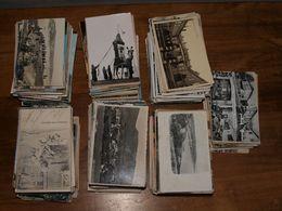 Tous Pays Sauf France :  Plus De 1200 Cartes CPA Et CPSM Petit Format  -  Lot Sympathique Et Propre - A Voir - 500 Postcards Min.