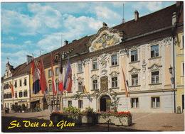 St. Veit An Der Glan - Rathaus Mit Barockfassade  - (Kärnten) - St. Veit An Der Glan