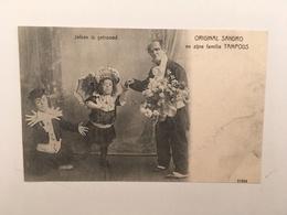 Original Sandro - Dwarf - Dwerg - Zwerg - Nain - De Graeve - Jefken - Circus - Cirque